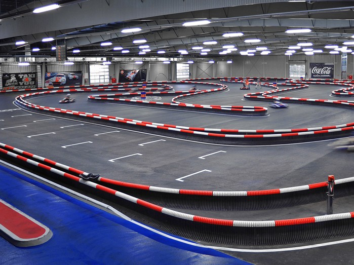 SilverHotel Gokart Center