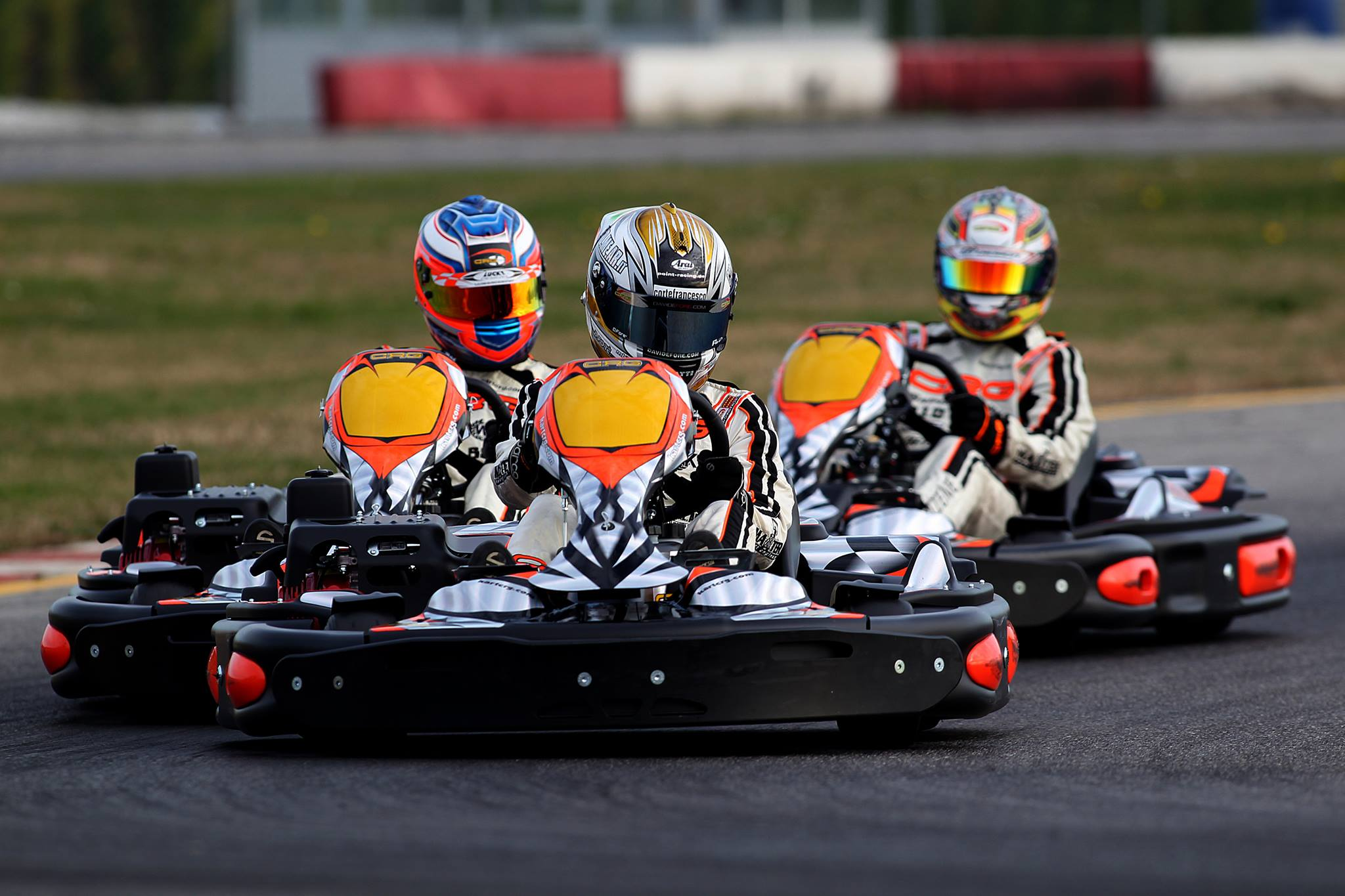 Opinion, you Go kart racing have won